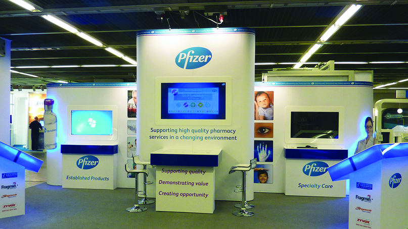 Modular Exhibition Stands Out : Exhibition stands large format digital print