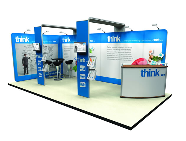 Custom Exhibition Stand Vector : Exhibition stands product range tel