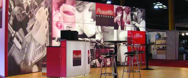 T3 Modular Exhibition Stand