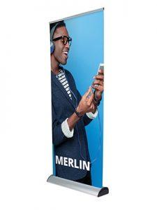 Merlin Roller Banner
