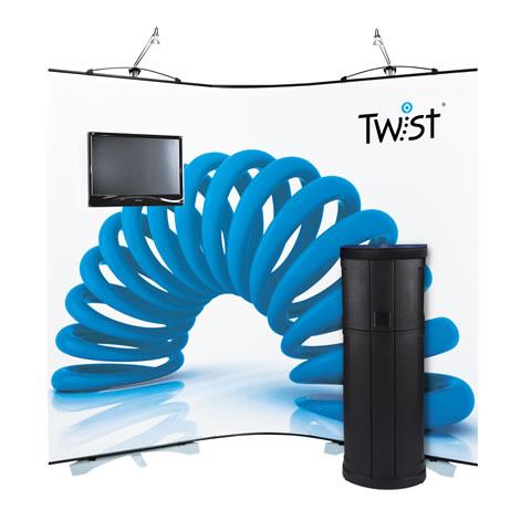 Twist Exhibition Stand