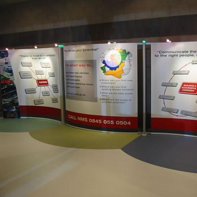 Metro Exhibition Stand
