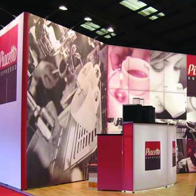 T3 Exhibition Build